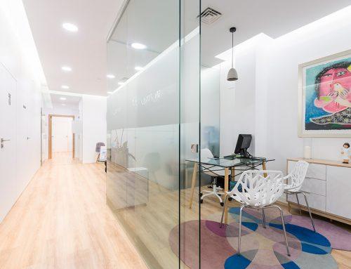 Despacho de la clínica de Olga Casorran