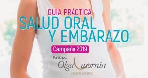 Guía salud dental y embarazo Clínica dental Olga Casorrán